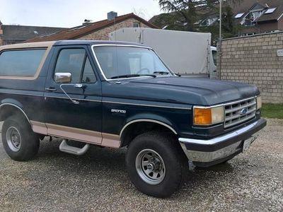 gebraucht Ford Bronco Eddie Bauer