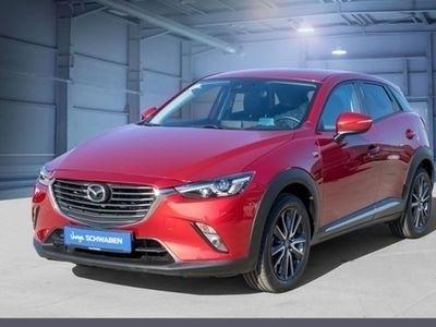 gebraucht Mazda CX-3 SKYACTIV-G 150 SKYACTIV-Drive AWD Sports-Line