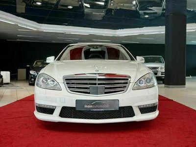 gebraucht Mercedes S65 AMG S 65 AMGAMG V12 Diamant weiß Nachtsicht Designio