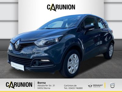 gebraucht Renault Captur TCe 90 life, Klima, Radio R&Go