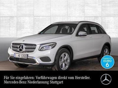 gebraucht Mercedes GLC220 d 4M Exclusive Navi Park Spiegel Totwinkel