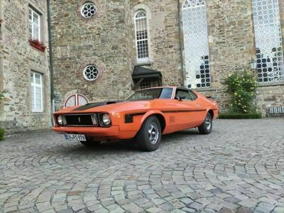 gebraucht Ford Mustang Mach1 Fastback Original