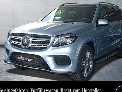 gebraucht Mercedes GLS350 d 4M Exkl-Paket AMG Fahrass Fondent Airmat