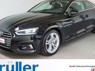 gebraucht Audi A5 Coupé Sport 3.0 TDI Navi LED ACC Leder