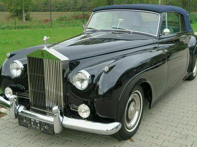 gebraucht Rolls Royce Silver Cloud I DHC Mulliner LHD