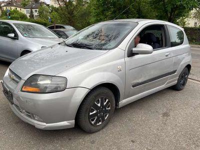 gebraucht Chevrolet Kalos 1.4 16V Gas SX Sport Gas auto
