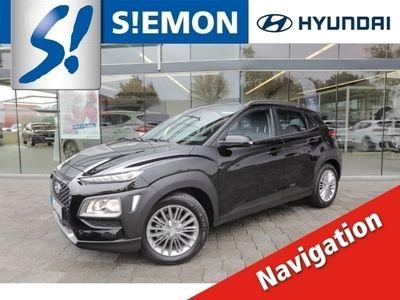 gebraucht Hyundai Kona 1.0 T-GDI Trend LM17 Navi CarPlay SHZ PDC