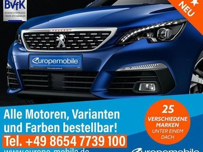 gebraucht Peugeot 308 SW Active 1.5 BlueHDi 100 S&S MAN6 (D4 Promo)