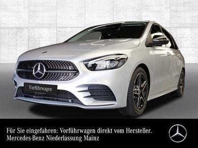 gebraucht Mercedes B200 AMG Line NightP SpiegelP MBUX LED Kamera