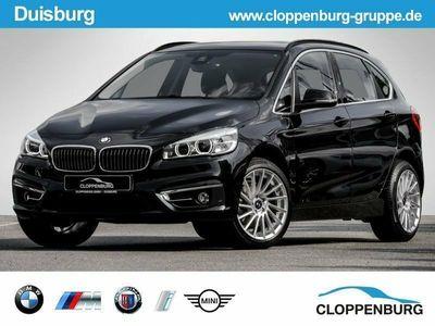 gebraucht BMW 220 Active Tourer d xDrive Luxury Line HiFi LED Navi Shz PDC