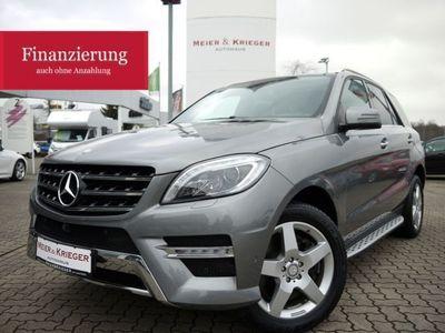 używany Mercedes ML500 4Matic 7G AMG-Styling/Panorama/SurroundV.