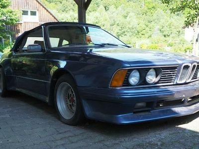 gebraucht BMW 635 Cabriolet CSi (ABC Exklusiv) Rarität!