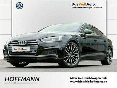 gebraucht Audi A5 Sportback quattro 40TDI sport s-line-MMI Navi