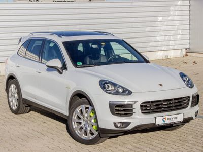 cayenne s e hybrid gebrauchte porsche cayenne s e hybrid. Black Bedroom Furniture Sets. Home Design Ideas