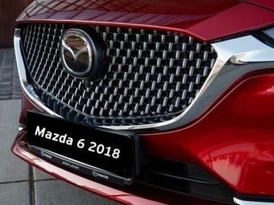 gebraucht Mazda 6 Facelift 2.5 G-194 Signature Automatik *LED*Navi*Rückfahrkamera*