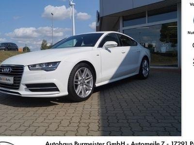gebraucht Audi A7 Sportback 3.0 TDI clean Diesel Kombi/Coupé/quattro