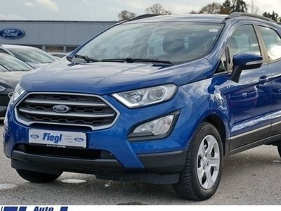 gebraucht Ford Ecosport 1.0 EcoBoost Aut. COOL&CONNECT