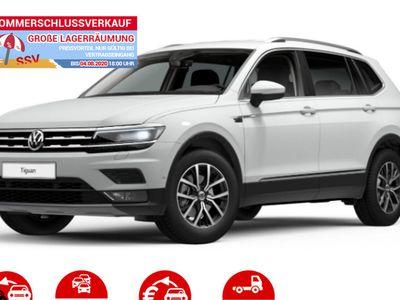 gebraucht VW Tiguan Allspace 1.5 TSI DSG CL LED in Kehl