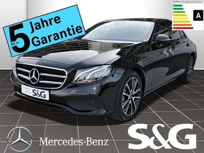 gebraucht Mercedes E300 AVANTGARDE COMAND/LED/360°K/Spur-P/Night