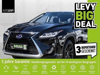 gebraucht Lexus RX450h Sport Line
