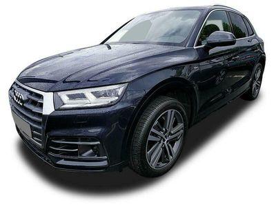 gebraucht Audi Q5 Q5Sport 2.0 TDI qu. S-tronic 3x S-line LED AHK