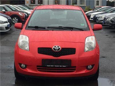 gebraucht Toyota Yaris Yaris1.0 VVT-i Sol, Scheckheft, AUX, LM-Fe
