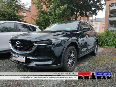 gebraucht Mazda CX-5 Exclusive-Line 2WD, Navi
