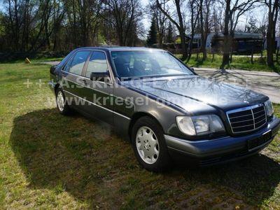 gebraucht Mercedes 600 SEL V12 LEDER KLIMATRONIK LANG VOLL!!!