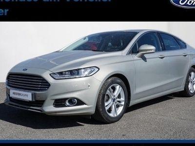 gebraucht Ford Mondeo 2.0 TDCi S-S PowerShift-Aut Titanium