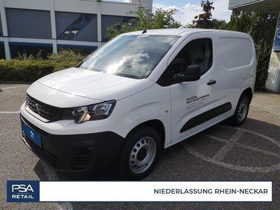 gebraucht Peugeot Partner Kasten Premium L1 HDi130 *Klima *Radio *Sitzbank *EP
