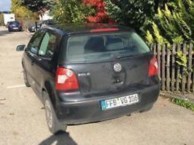 gebraucht VW Polo VW1,2 Benziner Motor läuft unruhig