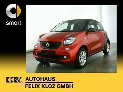 gebraucht Smart ForFour 66KW Passion Twinamic Cool&Audio Ambient