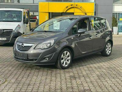gebraucht Opel Meriva B Innovation SHZ GASANLAGE