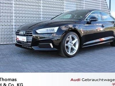 gebraucht Audi A5 Sportback 2,0 TFSI Sport S tronic Navi aKlima