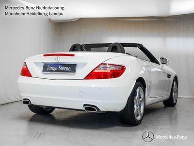 gebraucht Mercedes SLK300 Panorama SHZ