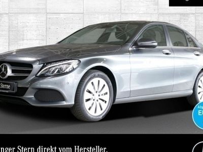 gebraucht Mercedes C250 d 4M Distr+ ILS LED Kamera Navi Spurhalt-Ass