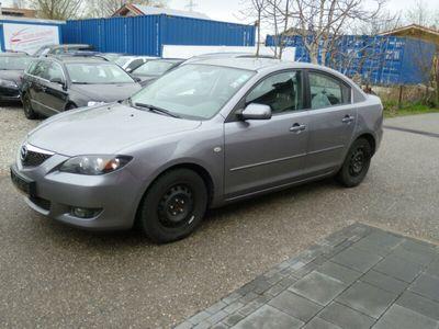 käytetty Mazda 3 Lim.1.6 Active Limousine *Klimaautomatik*EURO4
