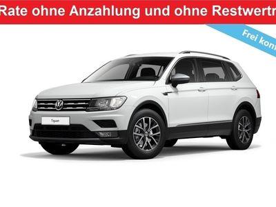 gebraucht VW Tiguan Allspace Comfortline 1,5 l TSI 266,-ohne