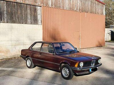 gebraucht BMW 315 E21 Deutsches Fahrzeug
