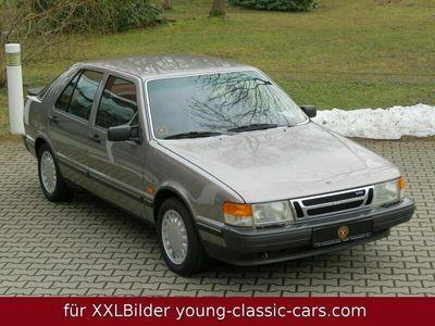 gebraucht Saab 9000 Turbo CC,1.Hd.,ungeschweißt,rostfrei,1.Lack als Limousine in Chemnitz