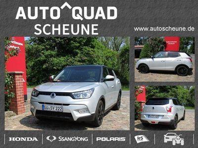 gebraucht Ssangyong Tivoli 1.6 Benzin 2WD