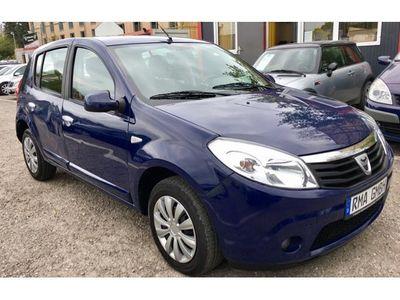 gebraucht Dacia Sandero 1.4 MPI 76000 KM