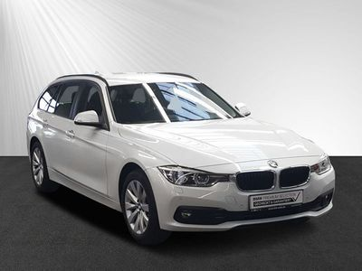 gebraucht BMW 320 d xDrive Touring Adv. Aut. Sports. Navi LED