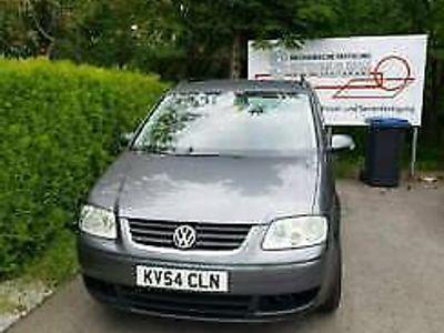 gebraucht VW Touran Vwzu werkaufen