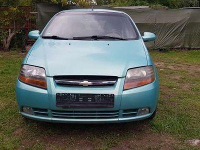 gebraucht Chevrolet Kalos 1.4 16V Sunshine
