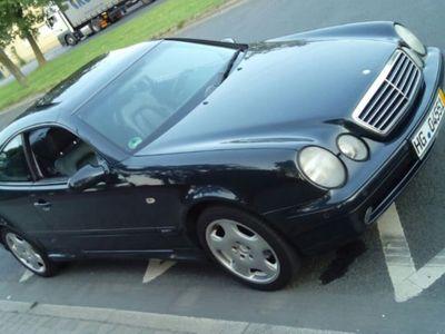 gebraucht Mercedes CLK230 Coupe Kompressor Sport
