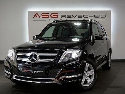 gebraucht Mercedes GLK250 CDI 4M *Sportpaket *Standhzg *AHK *Pano