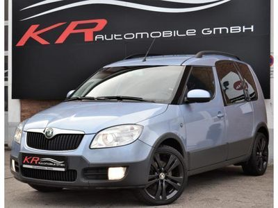gebraucht Skoda Roomster Scout