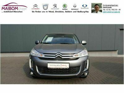 gebraucht Citroën C4 Aircross HDi 115 S & S 2WD Tendance Navi