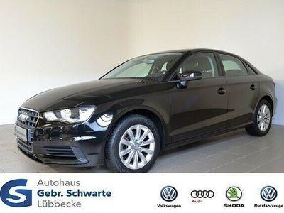 gebraucht Audi A3 Limousine 1.4 TFSI Attraction Klima Bluetooth